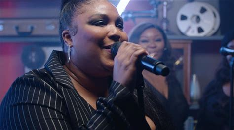 The song was released as the lead it's a banger, obviously, but it's also a state of mind. Lizzo - Juice (MTV PUSH Exclusive Performance) | MTV UK
