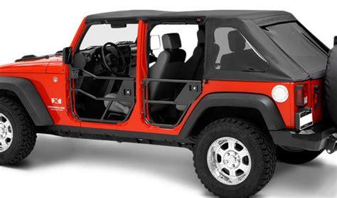 jeep half doors bestop jeep half doors 4wheelonline