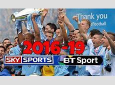 Premier League domestic TV Rights deal sold for 5 billion