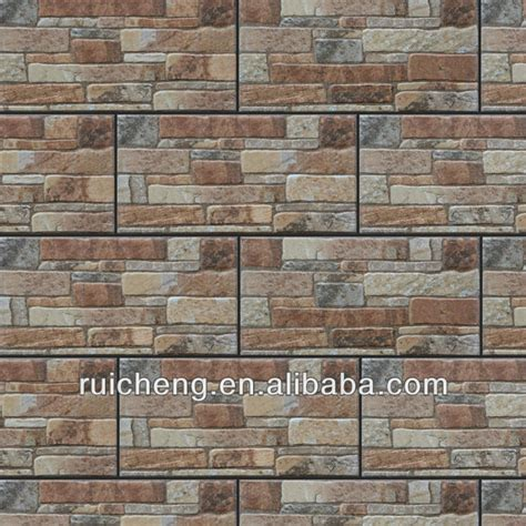200x400mm 3d look wall tiles with competitive