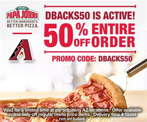 Papa Johns Coupons 2018 January