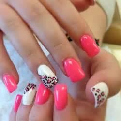 Acrylic nail designs nails art