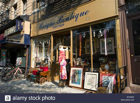 Maybe you would like to learn more about one of these? Thrift store on the Upper West Side, New York City, USA ...