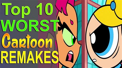 Best Cartoon : Top 10 Worst Cartoon Remakes
