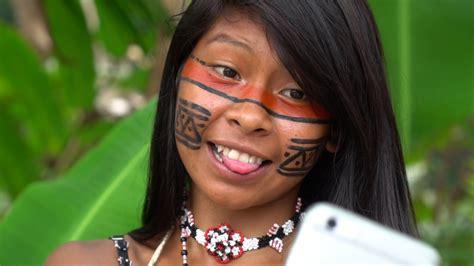 Girl Tribe Xingu Girl