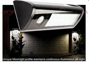 Eleding pure digital solar powered motion activated led