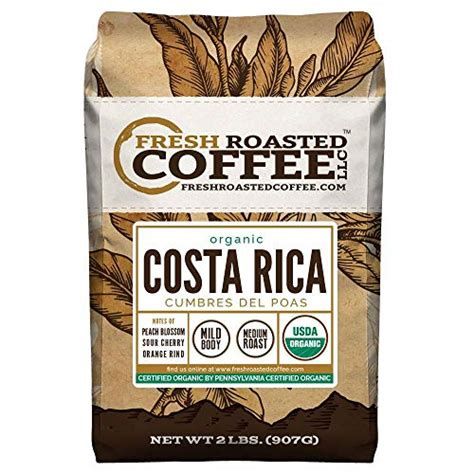 This coffee is of the highest quality and is grown at high altitudes on volcanic soil, where the beans ripen slowly, and it develops a rich and strong flavor. Best Costa Rican Coffee | Coffee Strong