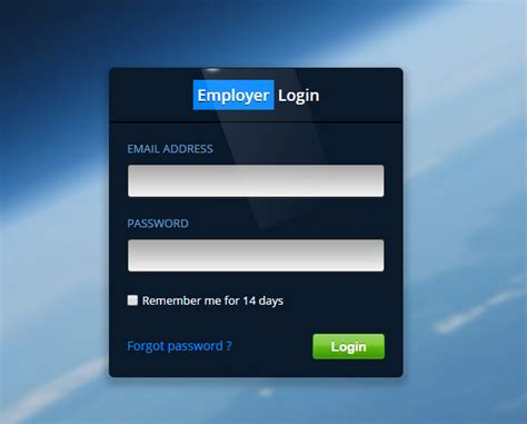 33 remarkable html css login form templates download