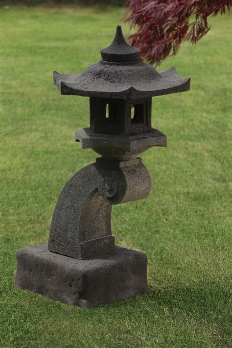 large garden ornaments cantilever japanese