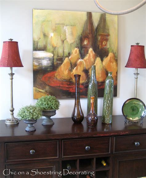 dining room buffet table dining buffet table decor gallery dining