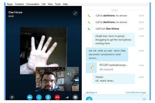 skype for pc windows 7 baixar gratis