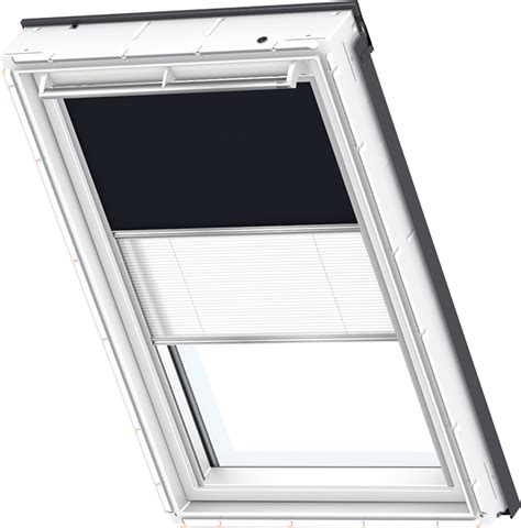 Rollos Und Plissees Fuer Dachfenster by Velux Set Dachfenster Thermo Rollo Verdunklung U Plissee