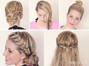 HD wallpapers quick easy hairstyles for wet long hair