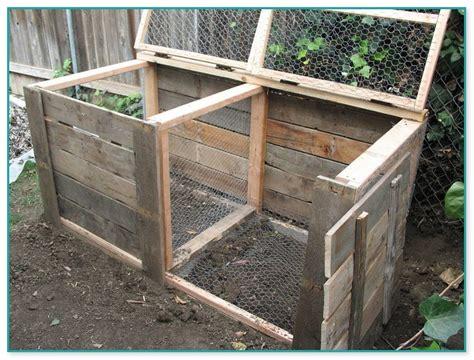 compost bin design home improvement