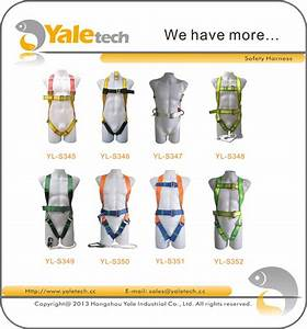 Polyester Safety Harness