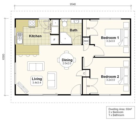 open floor house plans two 2 bedroom house plans open floor plan onvacations wallpaper