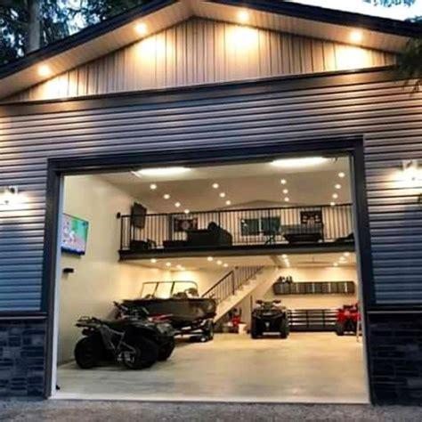 Garage Goals by Omg I Want A Garage Like This Goals Garage Plans Barn Plans
