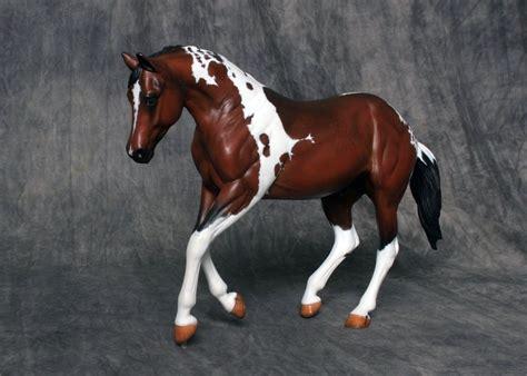 breyer horse quarter horses loping custom bank breyers pinto break latigo cm traditional visit aqha babies