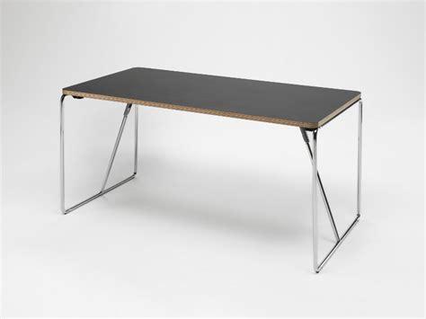 Klappbarer Tisch by Klappbarer Tisch Aus Stahl Fold Up By Segis Design Lucci