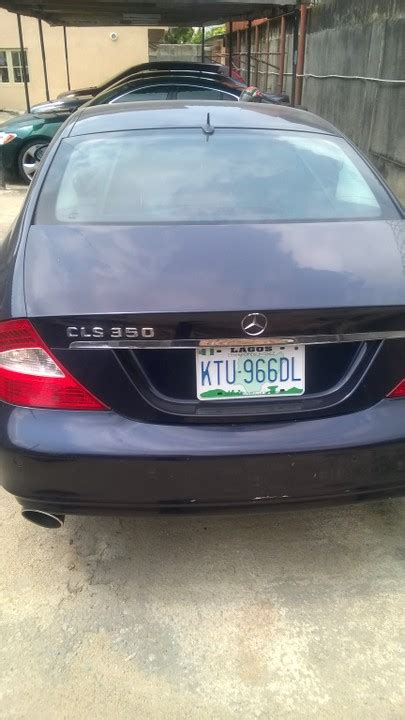 All the above prices are manufacturer's recommended retail prices. Used Mercedes Benz CLS 350 2008 - Autos - Nigeria