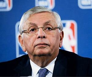 Lawrence: Commi... David Stern