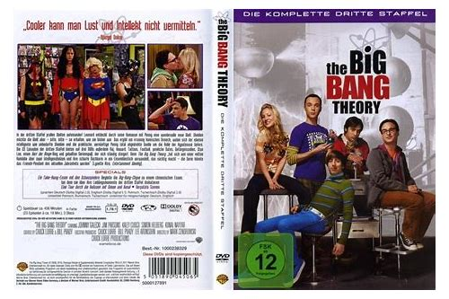 big bang theory staffel 5 descargar deutschland start