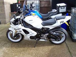 2000 Yamaha R1 Rough Running