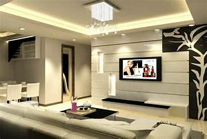 Home Design: Lcd Design Wall Ideas Duckdo Bedroom Lcd Wall