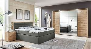 Komplett Schlafzimmer : komplett schlafzimmer mit stauraumbett samt topper rovito ~ Pilothousefishingboats.com Haus und Dekorationen
