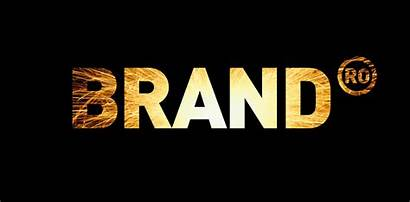 Brand Background Ro Fire Articulated Sparks Lettering