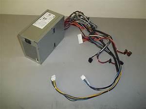Dell Precision T7500 1100w Power Supply W   Wire Harness