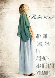 Psalm 105 4