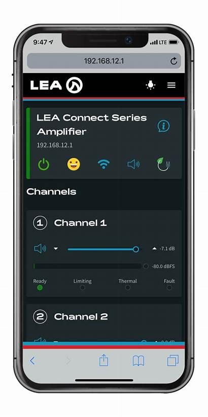 Locate Amplifier Ui App Web Lea Professional