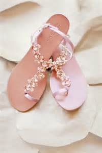 wedding shoes sandals chic and comfortable blush wedding sandals 806029 weddbook