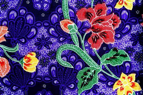 motif api colorful batik cloth fabric background tapestry textile