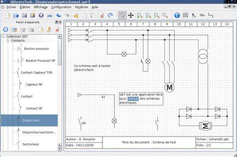 schema electrique gratuit logiciel automatisme gratuit