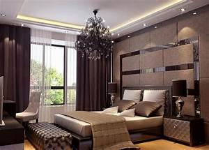 Elegant Master Bedroom Interior Design