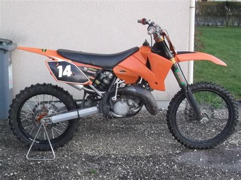 nouvelle moto 125 sx 2004 le guide vert