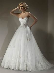 Different styles of wedding dresses frost magazine for Sweetheart wedding dresses
