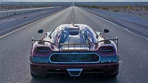 Koenigsegg Agera RS becomes the world's fastest car ...