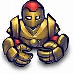 Icon Comics Robot Icons Ironman Ico Fighter