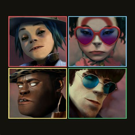 Gorillaz Humanz Deluxe Digital Album
