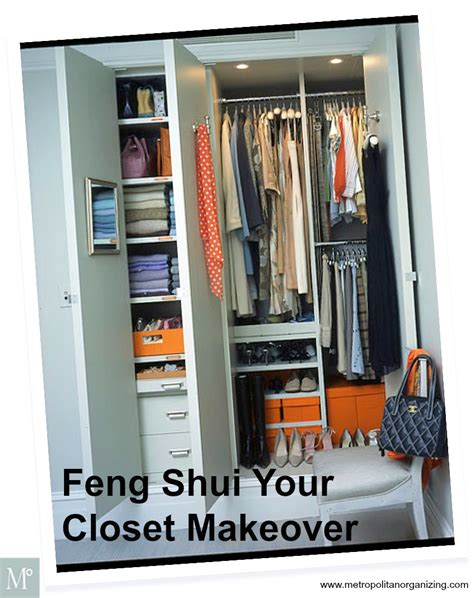 Feng Shui Closet Organization closet makeover with feng shui gwynne warner geralin