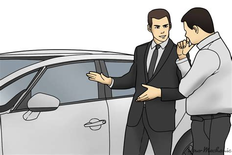 How To Effectively Deal With A Car Salesman