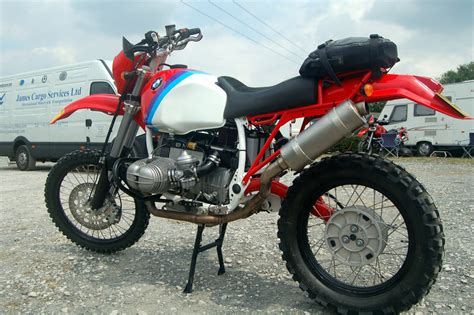 Modified Bmw R100gs by Bmw R100gs Custom Search Bmw Gs Supermoto