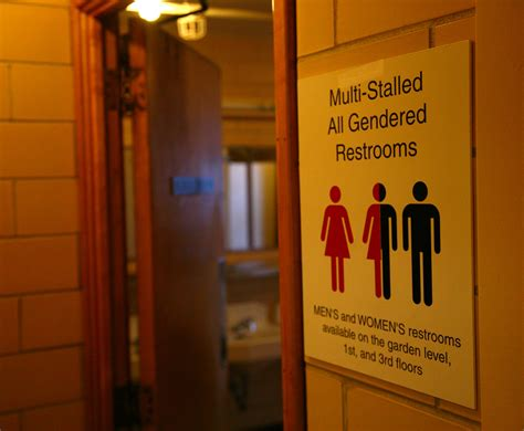 Gender Neutral Bathrooms On College Cuses by U S Directs Schools To Allow Transgender Access To