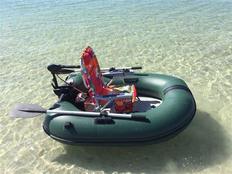 Mini Boat by Portable Motoraft Fishing Boat