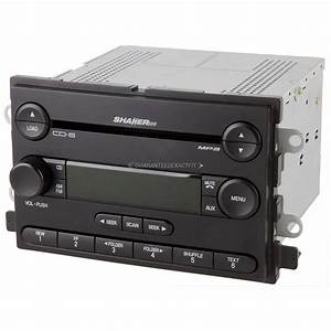 2005 Ford Mustang Radio or CD Player AM-FM-MP3-AUX-6CD Shaker Radio [OEM 6R3T-18C815-GD -GA or ...