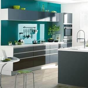 Couleur De Cuisine : 10 combinaisons de couleurs pour votre cuisine blog but ~ Voncanada.com Idées de Décoration