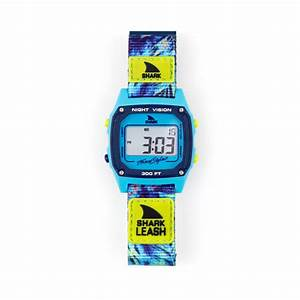 Freestyle Watches Shark Classic Leash Aloha Floral Green
